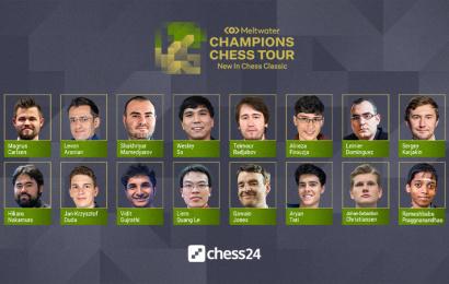 Carlsen e companhia de volta para o New in Chess Classic
