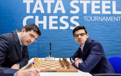 Tata Steel 2019, 2: Die Holländer schlagen zurück