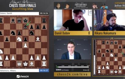 MCCT Finals 2: Naka close as Magnus hits back