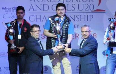 Maghsoodloo dominiert bei Junioren-WM