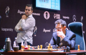 Candidates R11: Giri inspired as Nepo keeps Fabi at bay