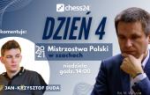 Mistrzostwa Polski 2021 Dzień 3 i 4: Paweł Teclaf awansuje do półfinału, Joanna Majdan z kompletem