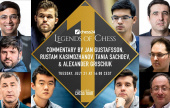 chess24 Legends of Chess starts with Giri-Carlsen