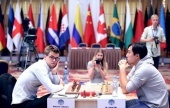Tbilisi WC 3.2: Carlsen, Kramnik & Naka all out