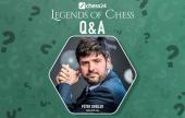 Preguntas y respuestas con Peter Svidler