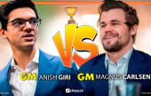 Carlsen vs. Giri in the Banter Series Quarterfinals