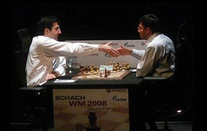 Match Anand - Kramnik ; Bonn 2008