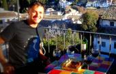 Satranç girişimcisiyle kısa bir sohbet… David Kramaley