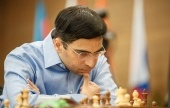 Candidates, Rd 3: Anand leads, Kramnik escapes