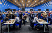 Tata Steel 6: Giri & Dubov win, Magnus held again