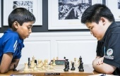 Praggnanandhaa grabs 1st GM norm, Tari leads