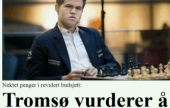Chess Olympiad facing serious money crisis