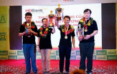 Le Quang Liem claims 3rd HDBank Masters title