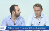Jan & Lawrence on the World Championship