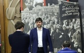 Svidler on going down in Russian chess history