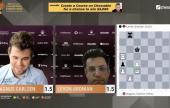 Goldmoney Asian Rapid Tag 6: Carlsen & Ding schlagen zu