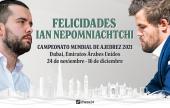 Final mundial: Nepomniachtchi-Carlsen