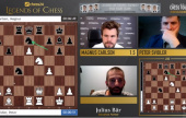 chess24 Legends 10: Magnus & Nepo crush