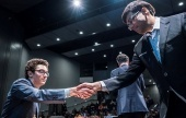 London Classic 5: Caruana shows how it's done