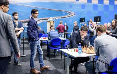 Tata Steel 2019, 4: Giri and Vidit win