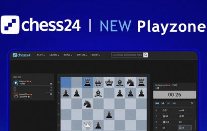 Yeni chess24 Playzone'u deneyin!