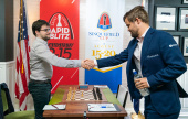 Sinquefield Cup 11: Carlsen earns playoff with Ding