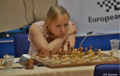 Gunina wins a second European Championship