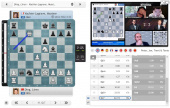MCI Day 6: Ding Liren beats MVL in 16 moves
