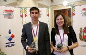 Andreikin y Pogonina son los campeones rusos de 2018