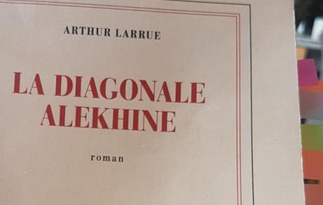 La diagonale Alekhine.