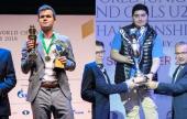 Magnus Carlsen åpnet Speed Chess Championship med et brak