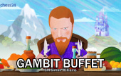 Gambit Buffet: 16 Great Gambit Games