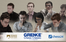 Remastered Grenke Chess Classic Commentary