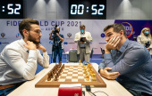 FIDE World Cup 4.3: 18-year-old Ivic knocks out Andreikin