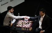 Jerusalem GP: MVL & Nepo in Candidates showdown