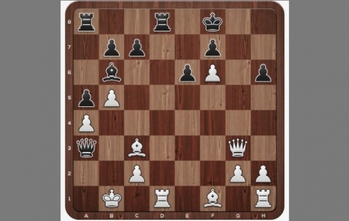 White to move (forced mate)