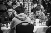 Chess stars struggle in Sin City