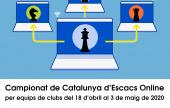 Campeonato de Cataluña online por clubs