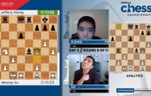 US Chess Champs Day 3: Wesley So breaks clear