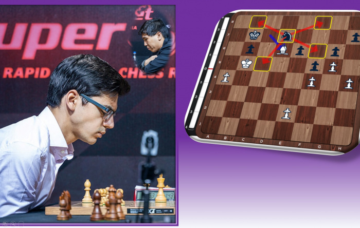 Endgame Magic By Anish Giri