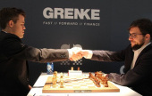 GRENKE Chess Classic (9): THE KING IN THE NORTH!