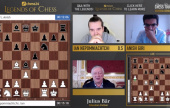 chess24 Legends 12: It's a Nepo vs. Carlsen final!