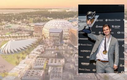 Carlsen wird sein 5. WM-Match im November in Dubai spielen