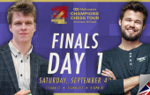 Aimchess US Rapid 7:La finale è Carlsen-Artemiev!
