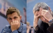 Tata Steel 2015 R4: Ivanchuk and Carlsen are back