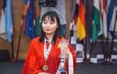 Ju Wenjun retuvo su título de campeona mundial