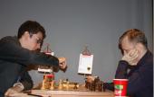 Dortmund (2): Caruana a todo trapo mientras Kramnik sigue sufriendo