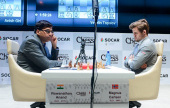 Shamkir Chess 2: Carlsen beats Anand