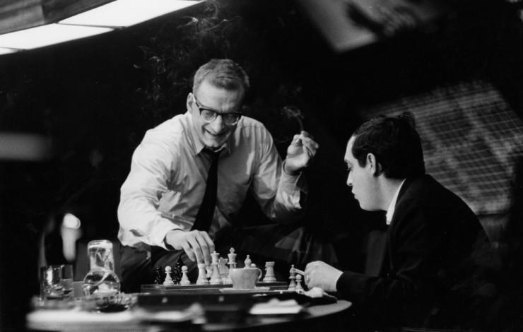 Stanley Kubrick and chess | chess24.com