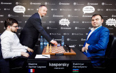 Mamedyarov gana el Grand Prix de Riga